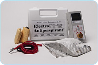 About the Device Electro Antiperspirant